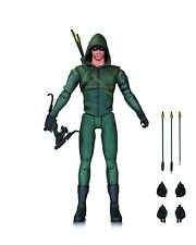 "2016 DC Direct Collectibles Green Arrow TV Show 10 Season 3 6"" Action Figure MIB"