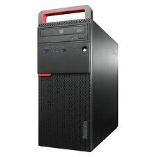 Lenovo ThinkCentre M700 Tower PC Core i5 6400 6th Gen 8GB RAM 1TB HDD Windows 10