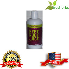 ORGANIC BEET ROOT JUICE BPA GLUTEN FREE FOR DIGESTIVE & LIVER HEALTH 32 FL OZ