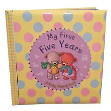 """bébé livre de naissance; bébé souvenir JOURNAL; """" Mon premier cinq ans """""""