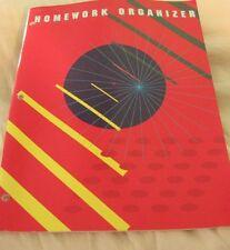 TEACHERS: Homework Organizer (Lee Canter)