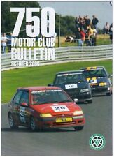October Monthly Motor Magazines in English