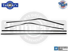 64-5 Chevelle Malibu 2 DR Wagon Rear Side Window Interior Windlace Trim USA MADE