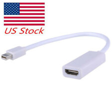 Thunderbolt Mini Display Port DP To HDMI Cable Adapter for Apple MacBook Air Pro