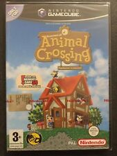 Nintendo GameCube Cube WII Animal Crossing   NUOVO FACTORY SEALED >ITA<  +MEMORY