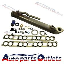 Ford F-250 F-350 6.0L Powerstroke Diesel Turbo Upgraded EGR Cooler Kit & Gaskets