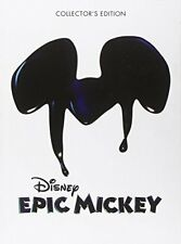 Disney Epic Mickey 2010 Prima Collector's Edition Strategy Guide NEW
