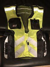 Bilt Solar Reflective Safety Vest XL-4XL CYCLING MOTORCYCLE RUNNING