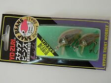 Artificiale Lures YO ZURI SNAP BEANS F237-T38 Sinking 20 mm 1 g 25 mm 2 g OMA148