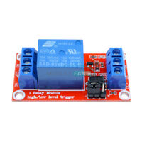 5V 1-Channel Optocoupler Relay Module for Arduino H/L Level Triger M