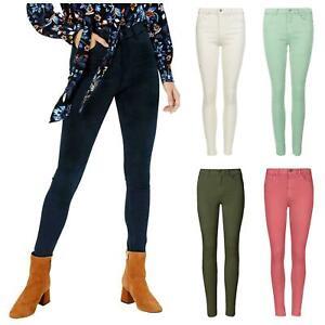 M&S Marks Spencer Womens Super Skinny Coloured Jeans Jeggings Size 16 - 24