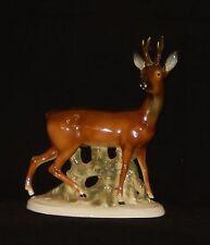 ^^Fasold & Stauch Porzellan Figur  Reh Tiere