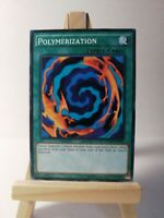 Polymerization - YGLD-ENA35 - Common - Unlimited NM Yugioh