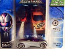 2005 Hot Wheels Acceleracers Silencerz #2 Nitrium
