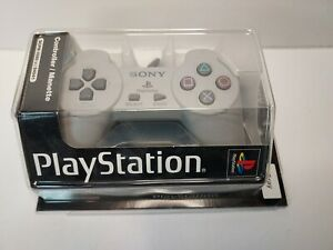 Sony PlayStation Controller Brand New Gray SCPH-1080 - Sealed!