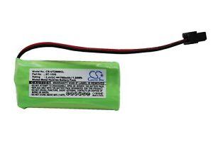 Cameron Sino 2.4V 700mAh Ni-MH Replacement Battery For Radio Shack Crdlss Phone