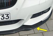 "Carbon épée pour BMW 3er e92/e93 LCI M-paquet avec tüv ""Made in Germany"" 63802"