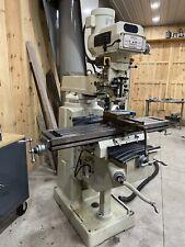 Bridgeport Type Knee Milling Machine