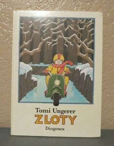 Tomi Ungerer - Zloty - German Edition