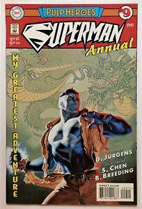 Superman Annual #9 (1997, DC) VF/NM