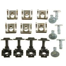 Undertray Guard Engine Under Cover Fixing Fitting Clips Screw Kit For Audi A4 A6
