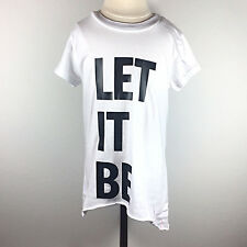 NWT Joahlove Girls Let It Be Tee Size 10