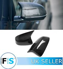 BMW X3 G01 X4 G02 X5 G05 X6 G06 M STYLE REAL CARBON FIBRE WING MIRROR COVERS CAP