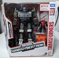 Hasbro Netflix Transformers War for Cybertron Desepticon Megatron Walmart Exc