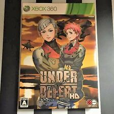 Under Defeat HD Japan Xbox 360 JPN Japanese NTSC-J by G-Rev F/S Std