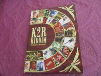"""COFFRET 2 DVD """"K2R RIDDIM : LES ROUTES DE L'INDEPENDANCE"""""""