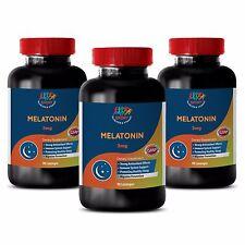 Cardiovascular Protection - MELATONIN 3MG - Melatonin Pills 3B