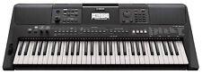 Yamaha 61-Key Touch Response Portable Keyboard PSRE463
