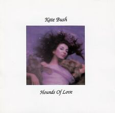 KATE BUSH : HOUNDS OF LOVE / CD (EMI RECORDS CDP7 461642)