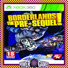BORDERLANDS: THE PRE-SEQUEL! (Microsoft Xbox 360) Brand New