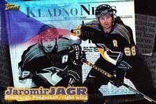 1998-99 Topps Local Legends #4 Jaromir Jagr