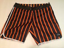 QUIKSILVER  Speed Lines 18 Hipster Style Boardshorts SIZE 32