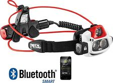Petzl Nao + 750 Lumens Rechargeable Bluetooth Outdoor Head lamp Torch