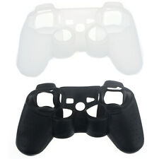 Soft Silikon Skin Cover Protective Schutzhülle Für Playstation 3 PS3 Controller