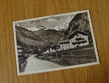 CARTOLINA VALLE D' AOSTA OLLOMONTE CASA ALPINA VIAGGIATA 1940 SUBALPINA YY