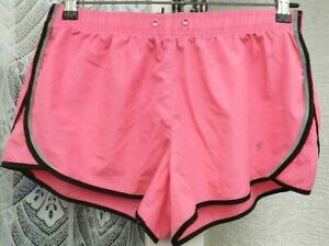 ( 4953 ) Atmosphere - Size 12- Pink Polyester Gym / Sports Shorts