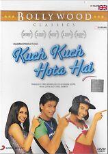 KUCH KUCH HOTA HAI - SHAHRUKH KHAN - KAJOL - RANI - SUPER HIT BOLLYWOD DVD