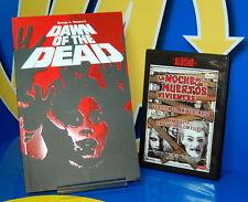 Comic + DvD DAWN OF THE DEAD (en ingles) + LA NOCHE DE LOS MUERTO VIVIENTES