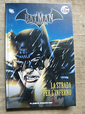 Batman la leggenda 28 la strada per l'inferno - Planeta De Agostini