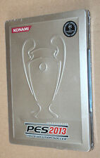 "PES 2013 Pro Evolution Soccer Steelbook Only Konami Playstation 2 3 ""NO GAME"" G1"