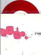 E*Vax - Foiled - Static Caravan NEW 7 Inch RED Vinyl Record