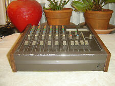 Tascam M-106, 6 Channel Mixer, Quality Preamps, 2 Band Equalizer, Vintage Unit