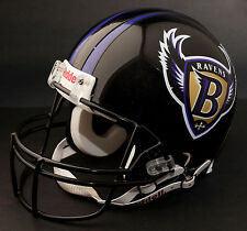 BALTIMORE RAVENS 1996-1998 Riddell NFL Full Size REPLICA Football Helmet