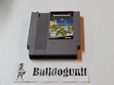 Teenage Mutant Ninja Turtles TMNT 1 Nintendo NES Game Cartridge