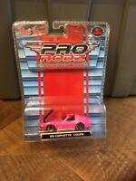 '69 Corvette Coupe Hot Pink Maisto Pro Rodz 1:64 diecast 2005