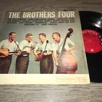 The Brothers Four Self Titled Vinyl LP Columbia Records CL 1402
